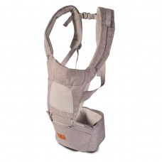 Cangaroo I Carry Baby carrier, Light gray