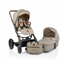 Cangaroo Baby stroller Icon 2 in 1 beige