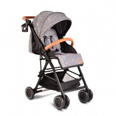 503ec245cbb Moni Детска лятна количка Compact сива