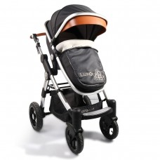 Cangaroo Baby Stroller Luxor black