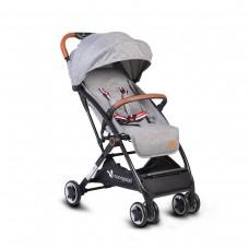 Cangaroo Baby stroller Paris, grey