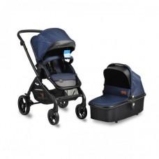 Cangaroo Baby stroller 2 in 1 Mira, Blue