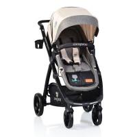 Cangaroo Baby Stroller Stefanie 2 in 1, beige