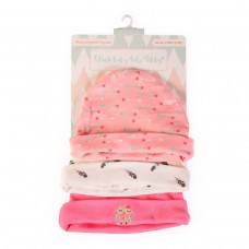 Cangaroo Baby hats Tibby, pink