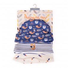 Cangaroo Baby hats Tibby, blue