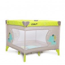 Cangaroo Travel cot Giant green