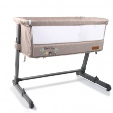 Cangaroo Bassinet Shared Love Beige