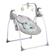 Cangaroo Baby Swing Sweet Star Plus Grey