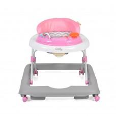 Cangaroo Baby Walker Cody, pink