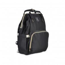 Cangaroo Mama bag Amelia, black