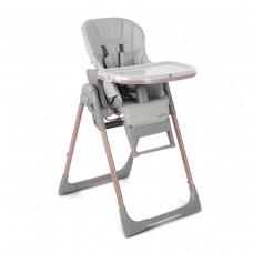 Cangaroo Baby High Chair Aspen 2 in 1, grey