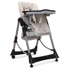 Cangaroo Baby High Chair Cookie Black