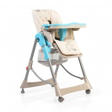 Cangaroo Baby High Chair Cookie Blue
