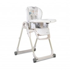 Cangaroo Baby High Chair Delicious white