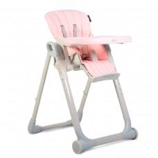 Cangaroo Baby High Chair I Eat pink