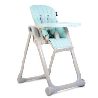 Cangaroo Baby High Chair I Eat blue