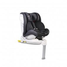 Cangaroo Car seat Admiral Isofix  (0-36 kg) Black
