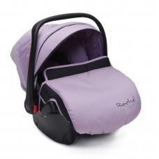 Cangaroo Детско столче за кола 0-13 кг Rachel лилаво