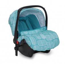 Cangaroo Детско столче за кола 0-13 кг Rachel тюркоаз