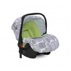 Cangaroo Детско столче за кола 0-13 кг Rachel зелено