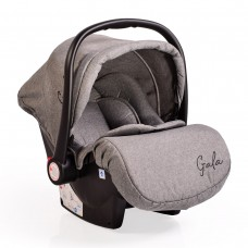 Moni Car seat Gala  0-13 kg Grey