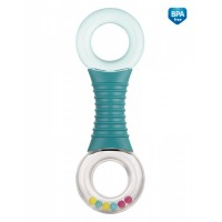 Canpol Rattle with water teether  Hide and Seek