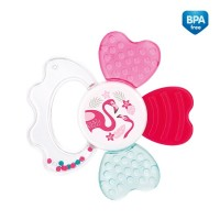 Canpol Rattle with water teether  Animals