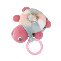 Canpol Educational Toy with Music Box and Lights Sea Turtle, pink