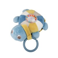 Canpol Educational Toy with Music Box and Lights Sea Turtle, blue