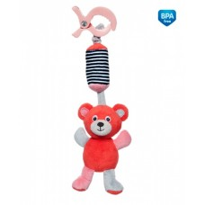 Canpol Plush Toy with Bell Bear