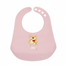 Canpol Colourful plastic bib