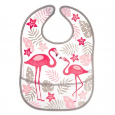 Canpol Washable Bib with Pocket Jungle