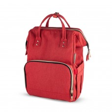 Canpol Backpack for Mom, red