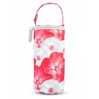Canpol Soft bottle insulator flowers