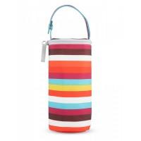 Canpol Soft bottle insulator stripes