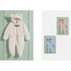 Caramell baby Warm Pramsuit
