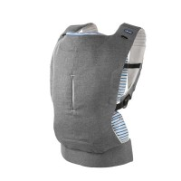 Chicco Myamaki Complete Baby Carrier Grey Stripes