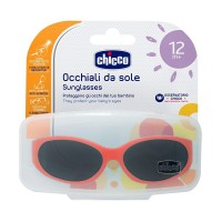 Chicco Sunglasses 12m+, red