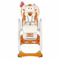 Chicco Polly 2 Start High Chair Fancy Chicken