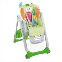 Chicco Polly 2 Start High Chair Parrot