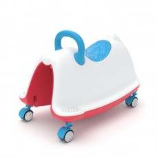 Chillafish Ride on toy Trackie, Blue