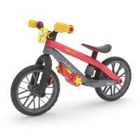 Chillafish Колело за баланс BMXie Moto, червено