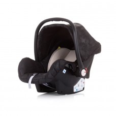 Chipolino Car seat Havana 0-13 kg with adapter onyx