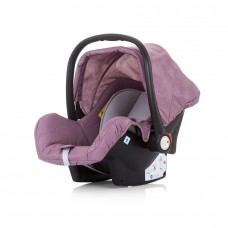 Chipolino Car seat Havana 0-13 kg with adapter purple