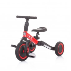 Chipolino Tricycle 2 in 1 Smarty, Red