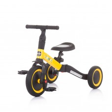 Chipolino Tricycle 2 in 1 Smarty, Yellow