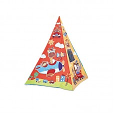 Chipolino 2 in 1 Activity play mat / play camp Journey