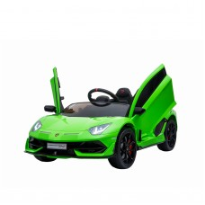 Chipolino Battery operated car Lamborghini, green