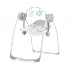 Chipolino Electric Baby Swing Felicity, Lion
