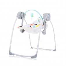 Chipolino Electric Baby Swing Felicity, Snail
